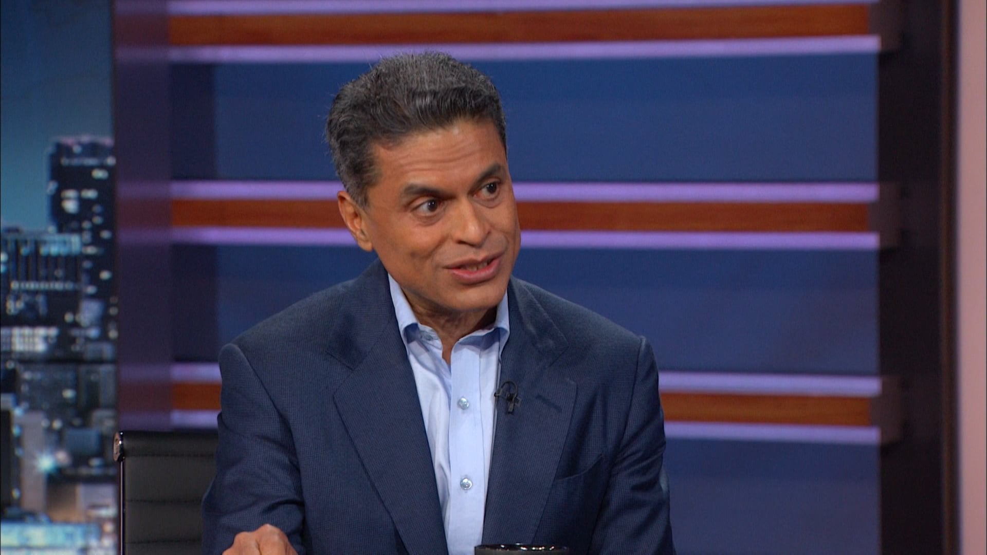 The Daily Show with Trevor Noah Season 21 :Episode 17  Fareed Zakaria