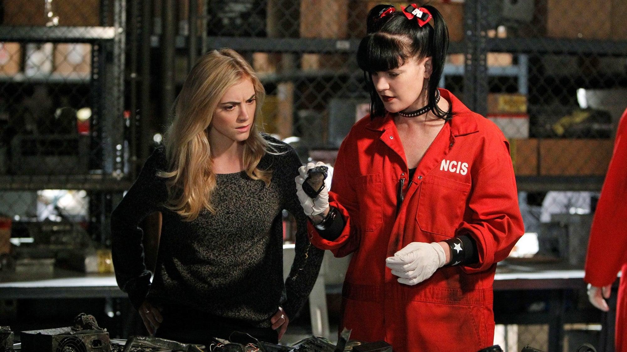 NCIS Season 11 :Episode 12  Kill Chain