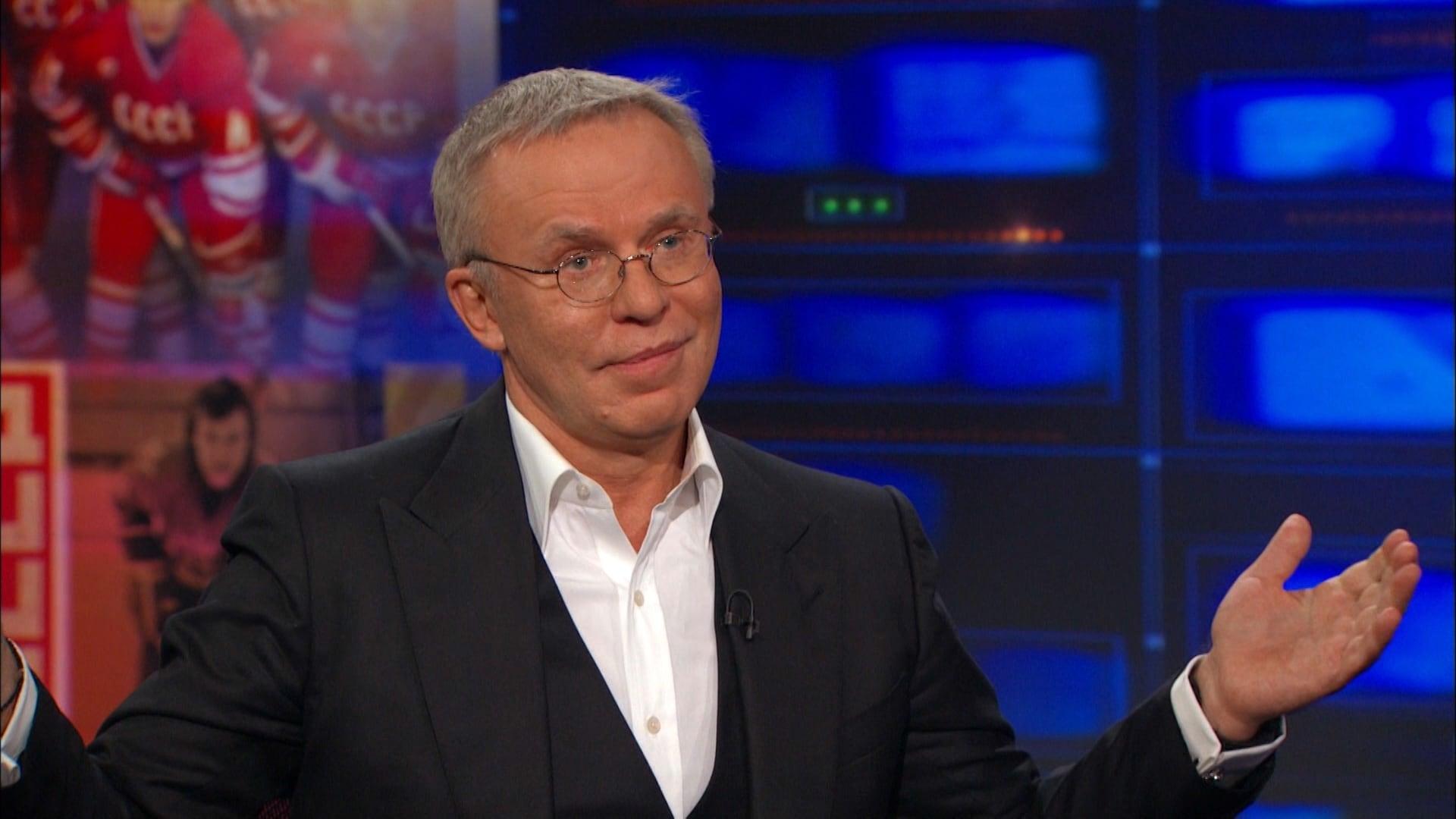 The Daily Show with Trevor Noah Season 20 :Episode 70  Viacheslav Fetisov