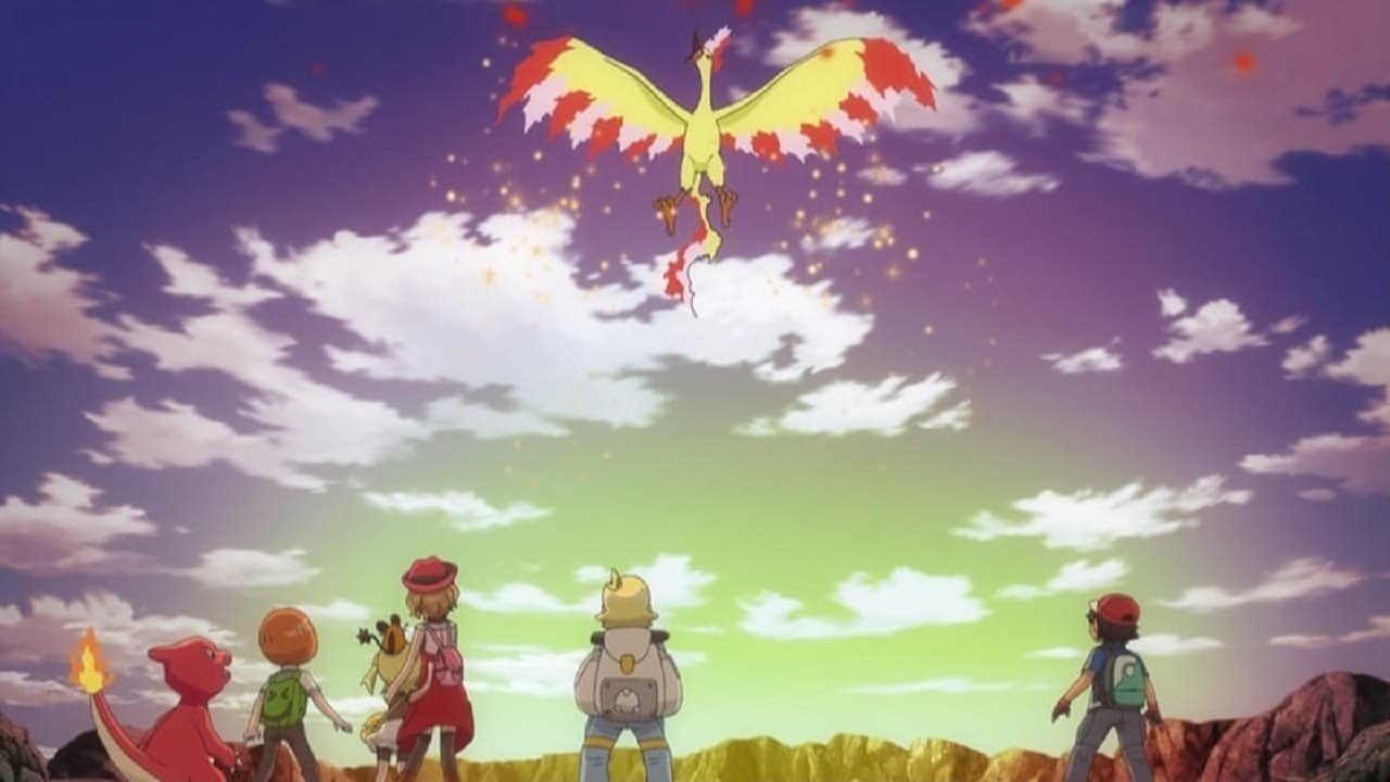 Pokémon Season 18 :Episode 38  A Legendary Photo Op!