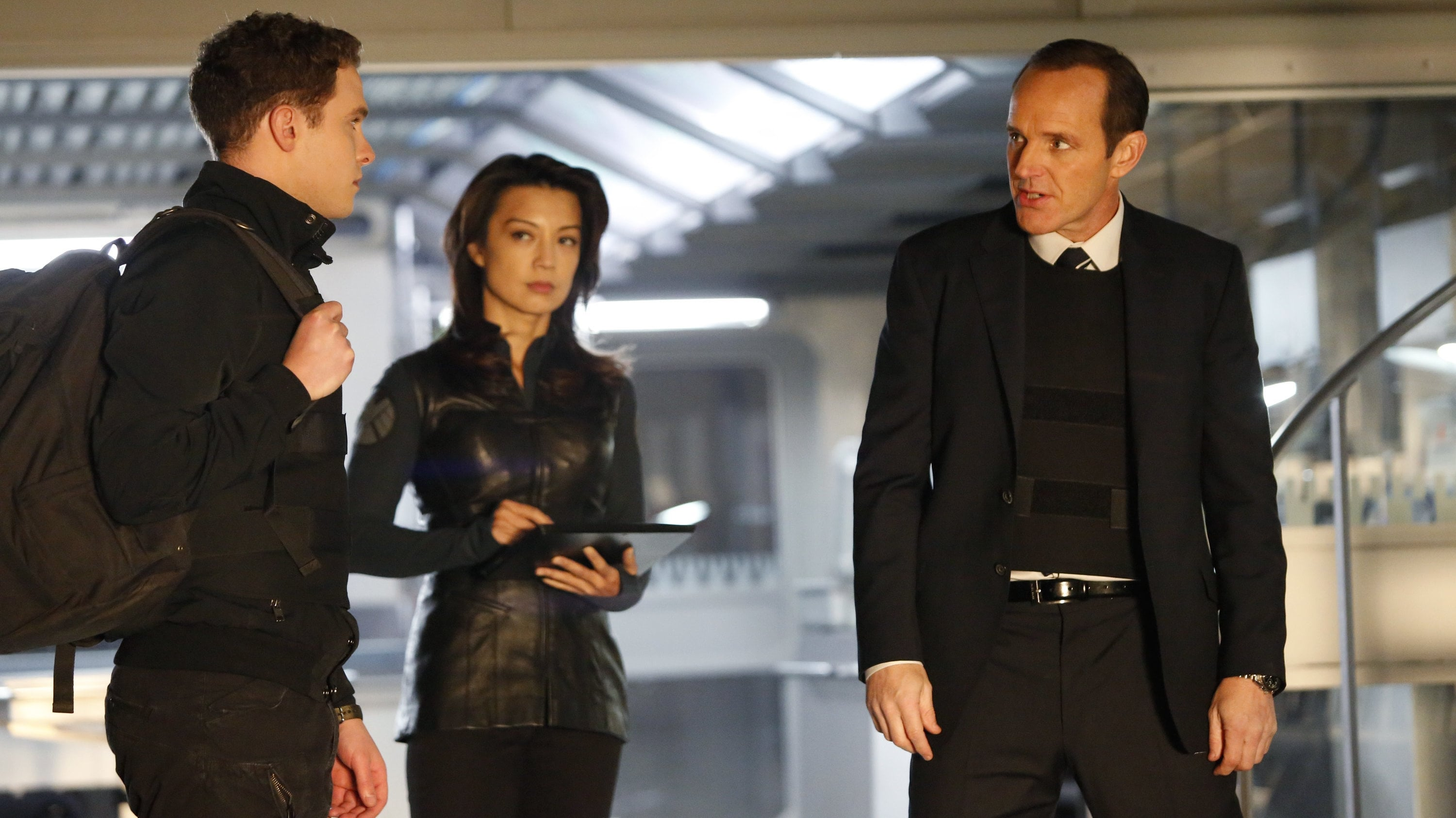 Marvel's Agents of S.H.I.E.L.D. Season 1 :Episode 14  Tahiti