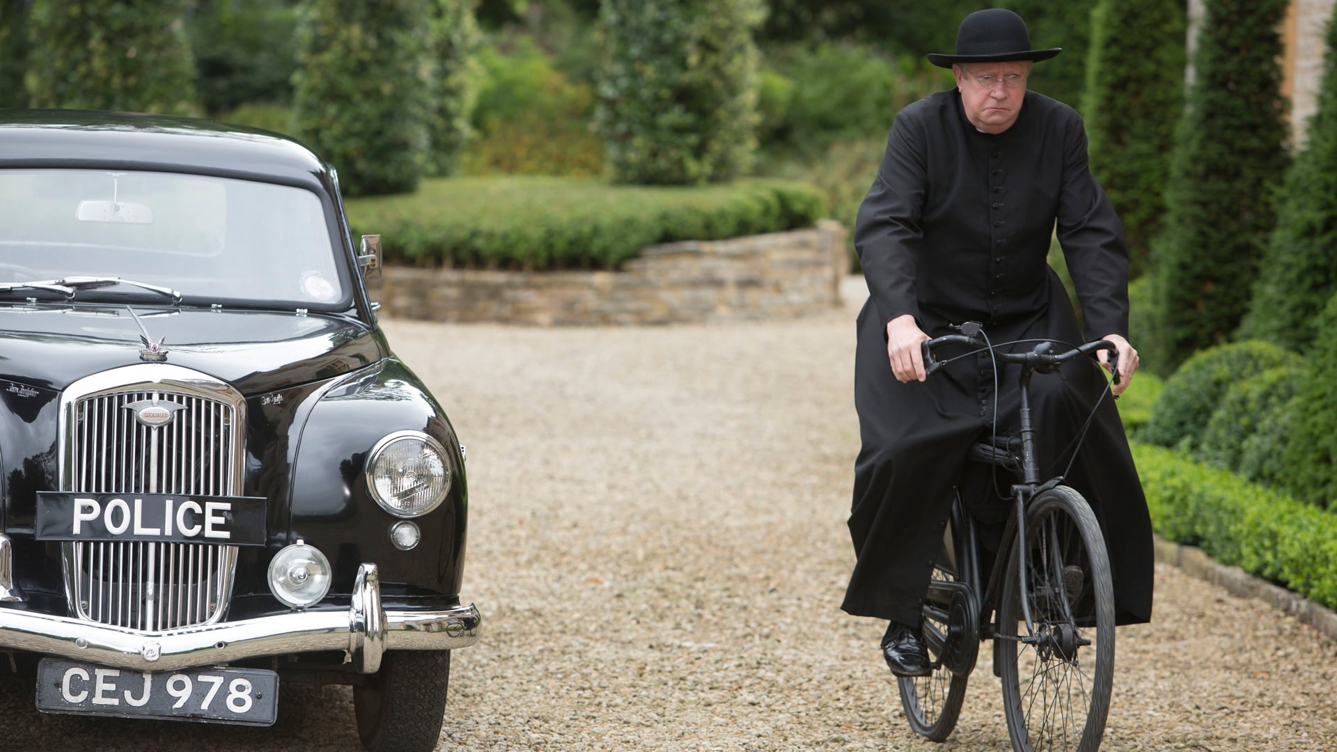 Father Brown Season 4 :Episode 9  The Sins of the Father