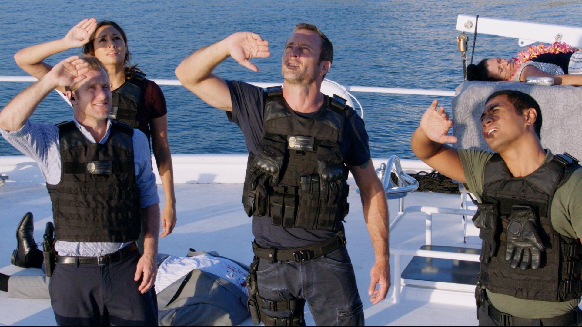 Hawaii Five-0 - Season 8 Episode 9 : Make Me Kai (Death at Sea)