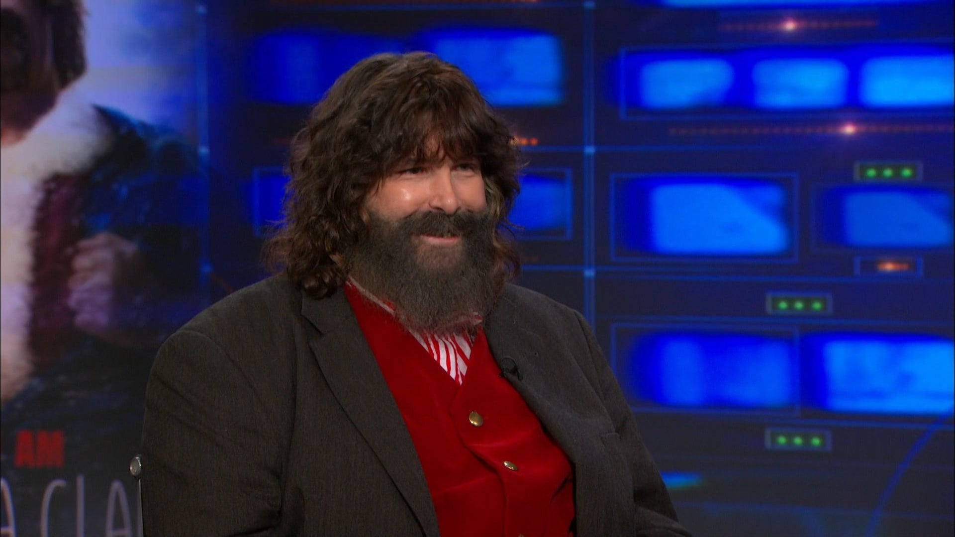 The Daily Show with Trevor Noah Season 20 :Episode 36  Mick Foley