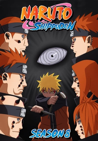 Naruto Shippuden 8º Temporada (2007) Blu-Ray 720p Download Torrent Legendado