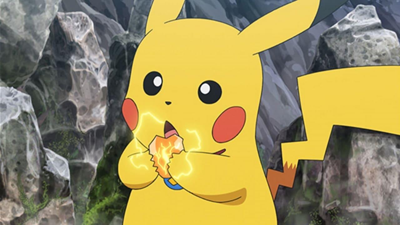 Pokémon Season 22 :Episode 3  Sparking Confusion!