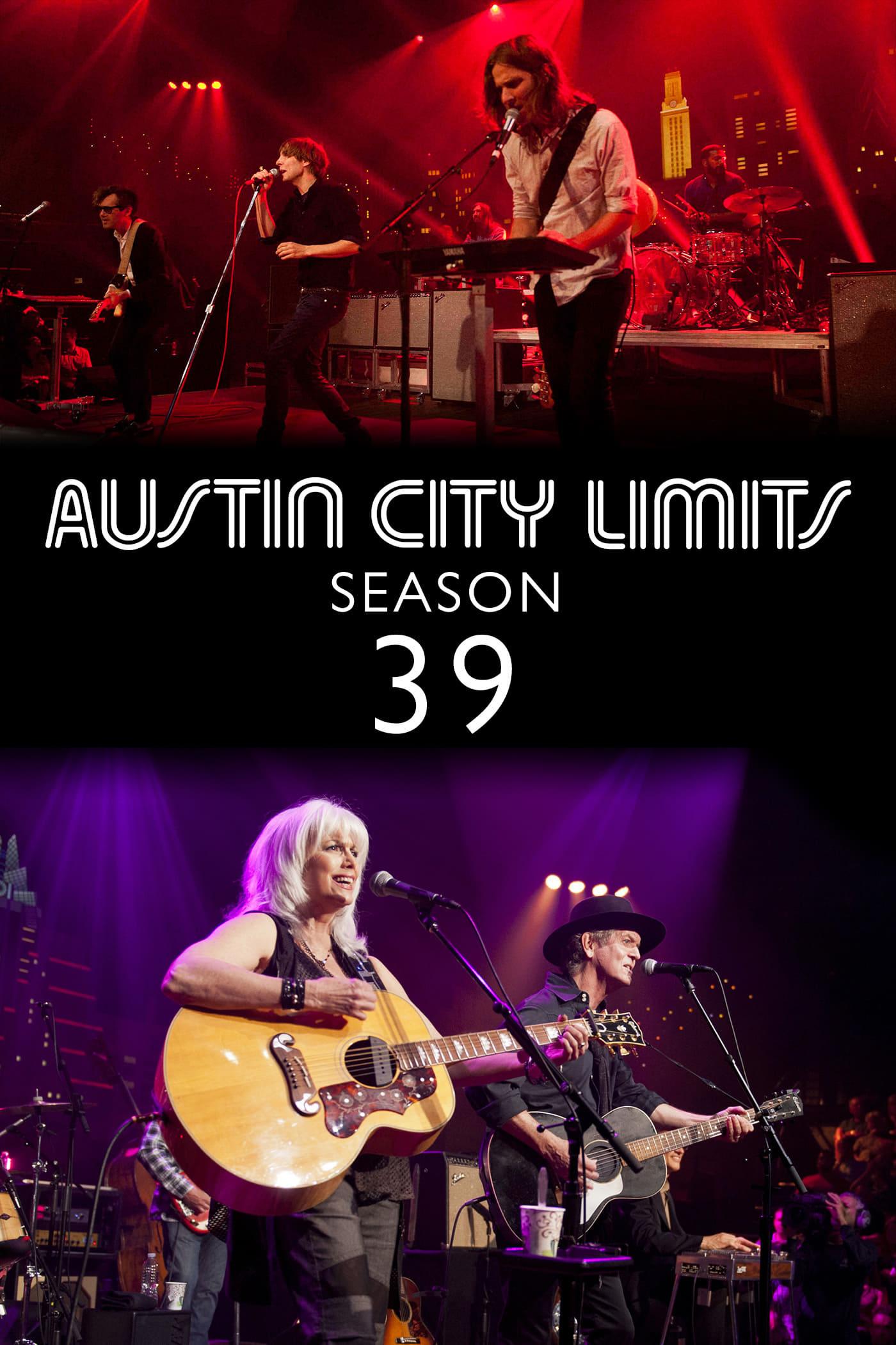 Austin City Limits Season 39