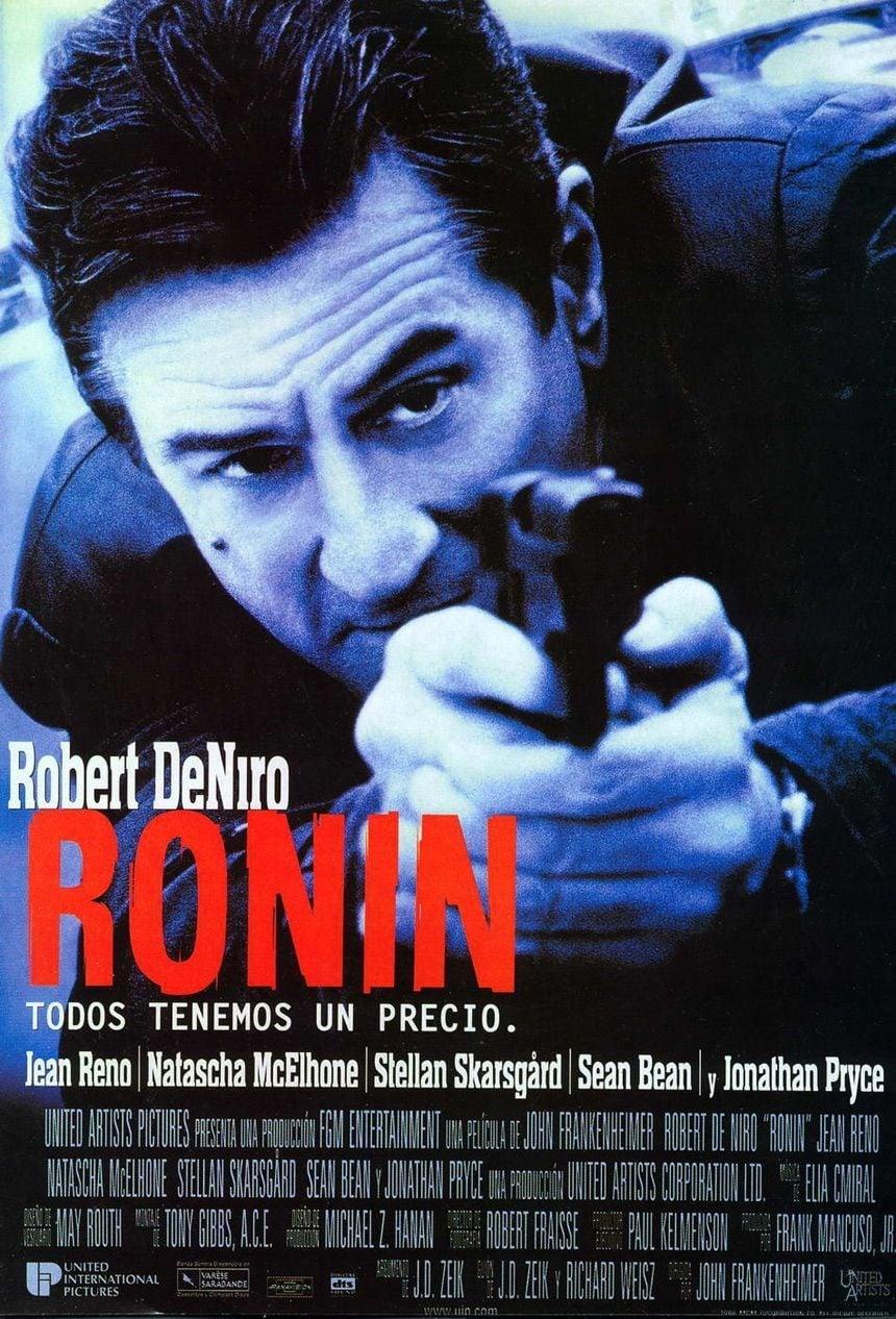 Póster Ronin