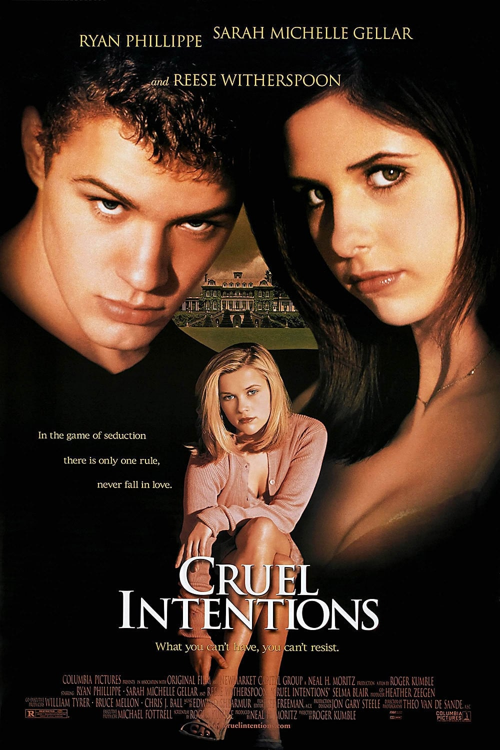 an analysis of the film cruel intentions Cruel intentions is a 1999 american teen romantic drama film directed by roger  kumble and  the film grossed $13,020,565 in its opening weekend, ranking #2  behind analyze this released in 2,312 theaters, the movie raked in $75,902,208 .