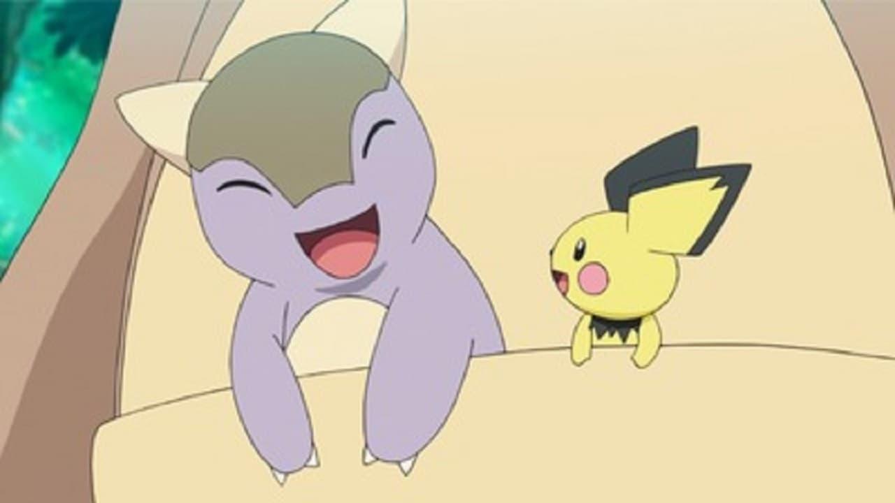 Pokémon Season 23 :Episode 1  Enter Pikachu!