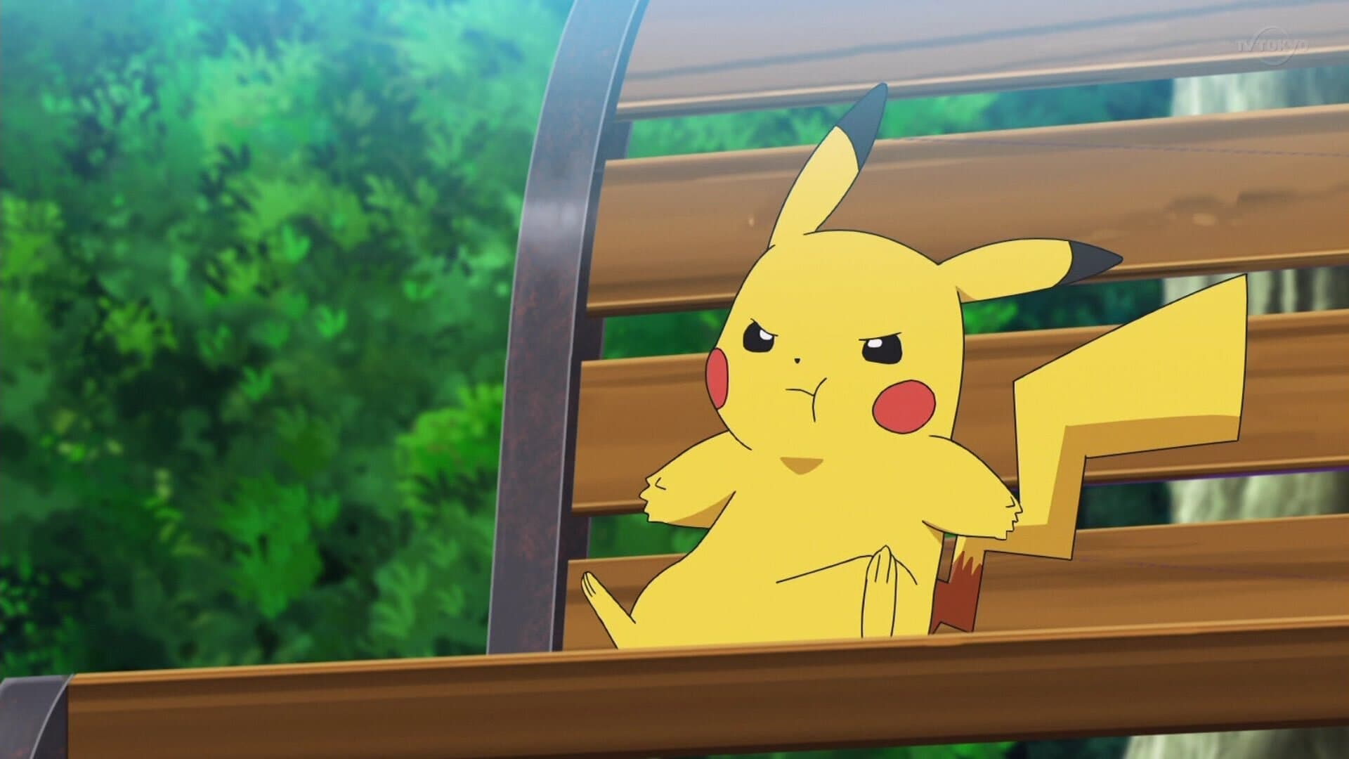 Pokémon Season 23 :Episode 30  The Reluctant Pikachu and the Exasperated Barrierd