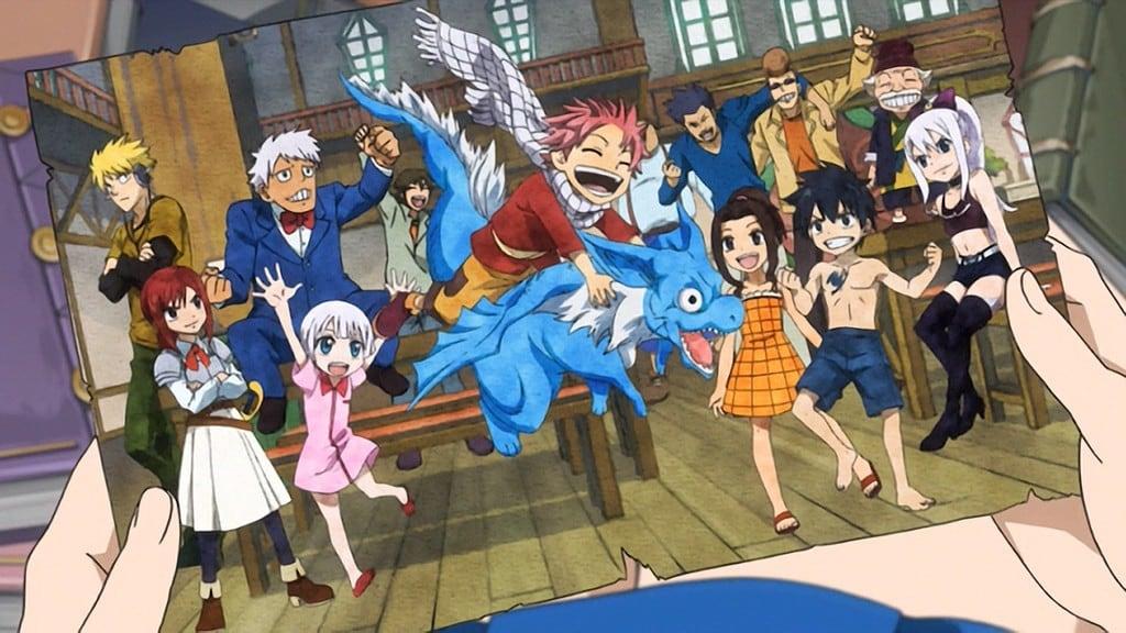 Fairy Tail Season 1 :Episode 20  Natsu and the Dragon Egg