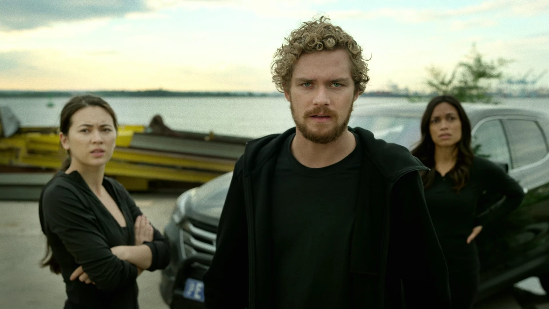 Marvel's Iron Fist Season 1 :Episode 8  The Blessing of Many Fractures