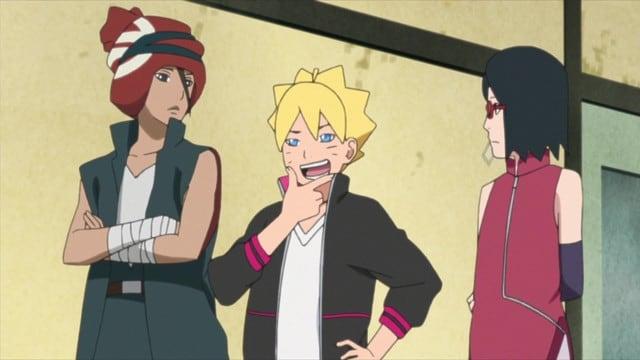 Boruto: Naruto Next Generations Season 1 :Episode 32  The Quest for Souvenirs