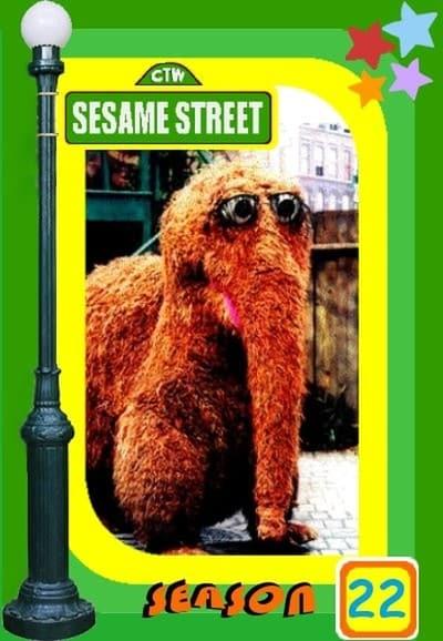 Sesame Street Season 22