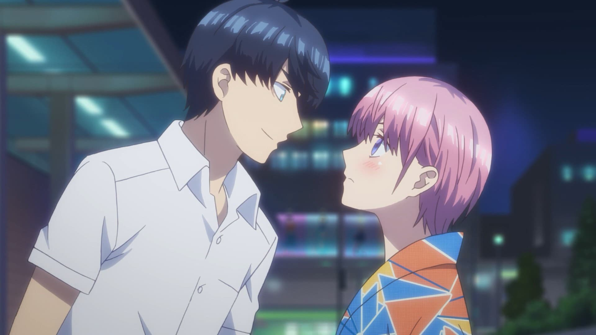The Quintessential Quintuplets Season 1 :Episode 5  Five Fifths