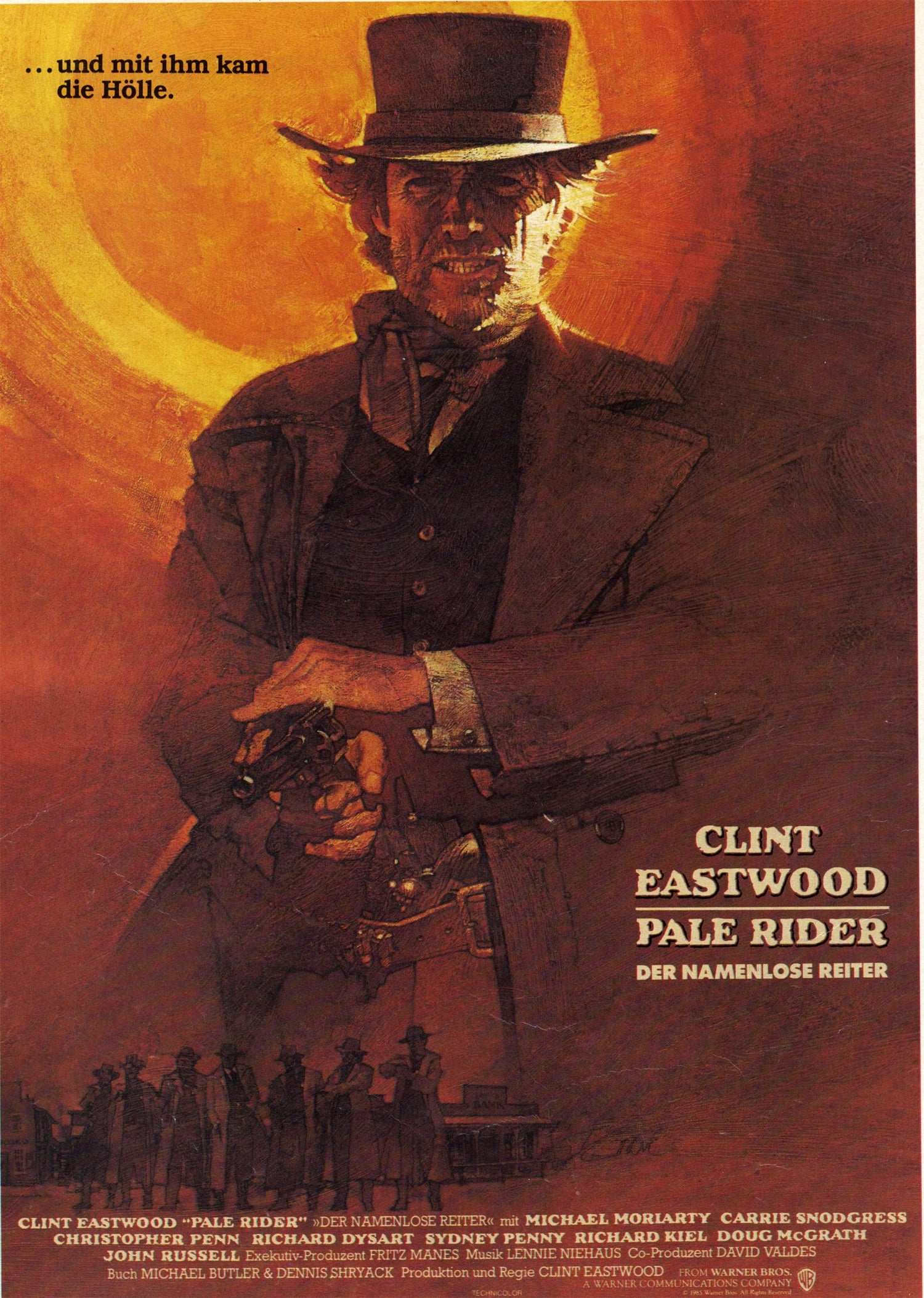 pale rider 1985 � moviesfilmcinecom