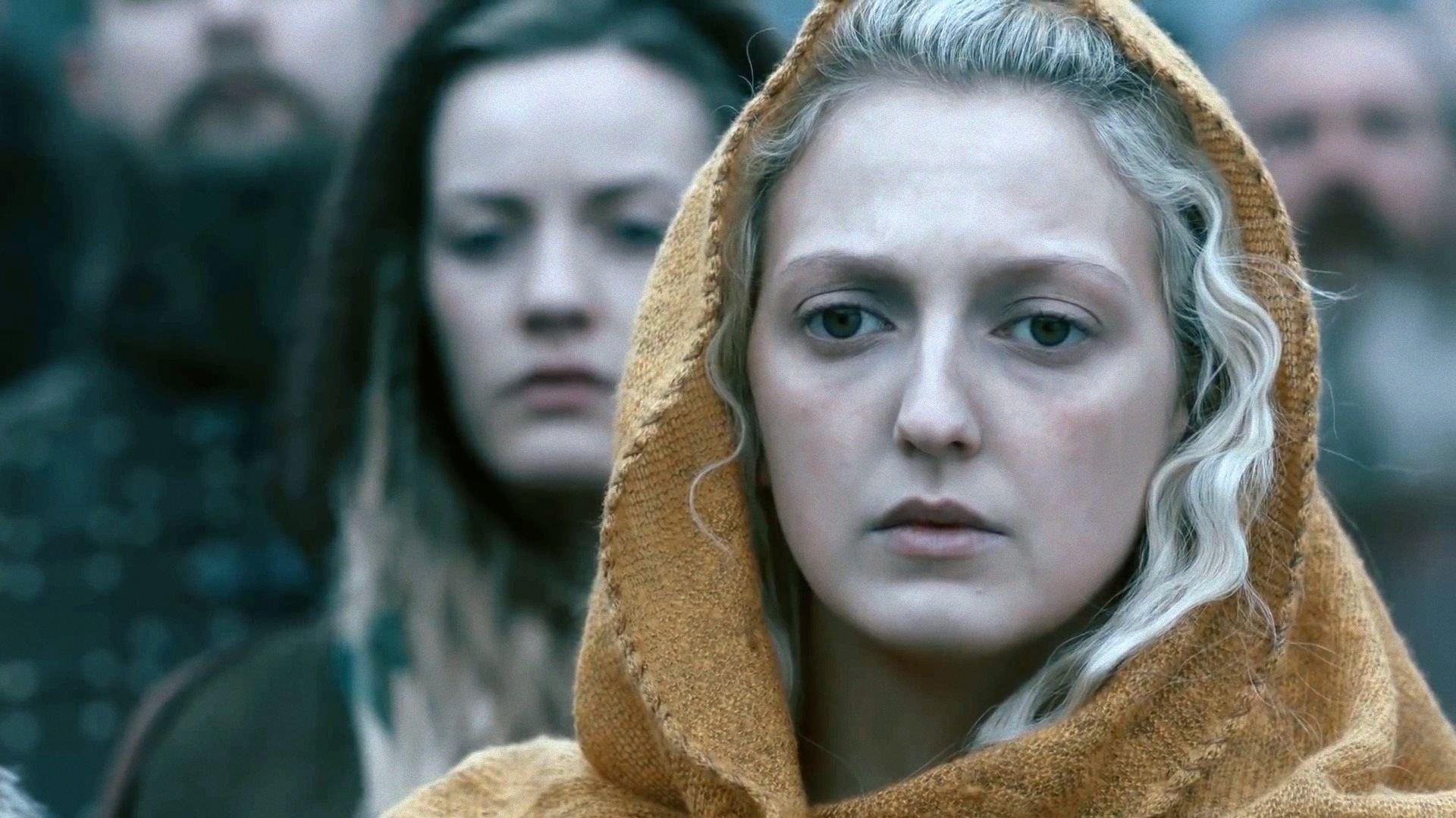 Vikings Season 6 :Episode 7  The Ice Maiden