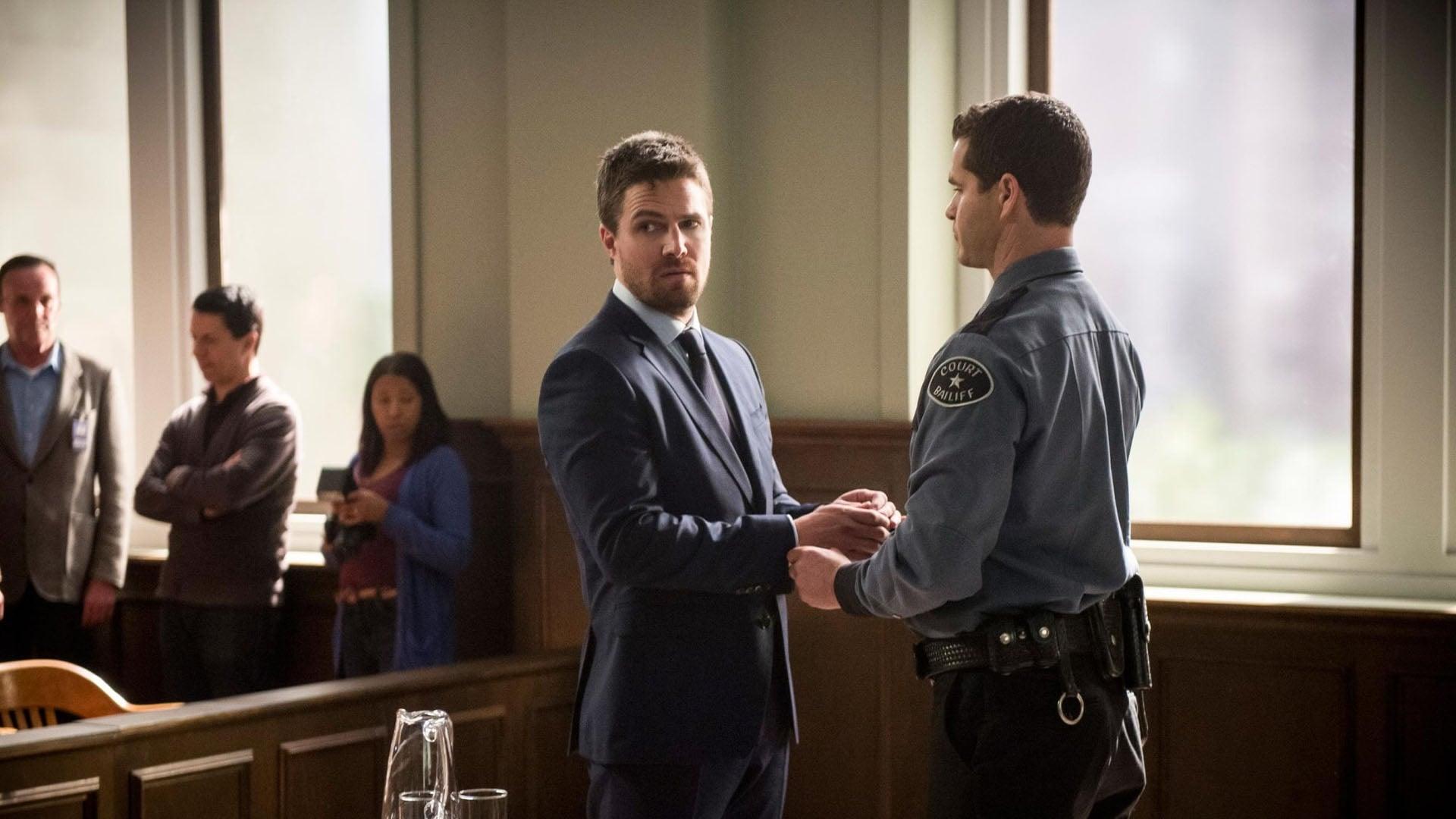 Arrow Season 6 :Episode 21  Docket No. 11-19-41-73