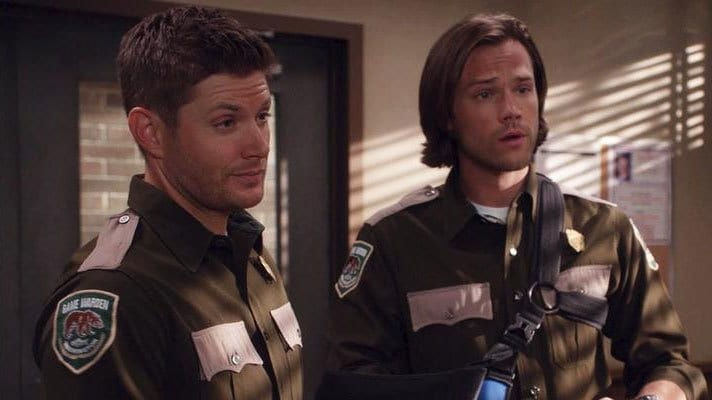 Supernatural Season 10 :Episode 4  Paper Moon