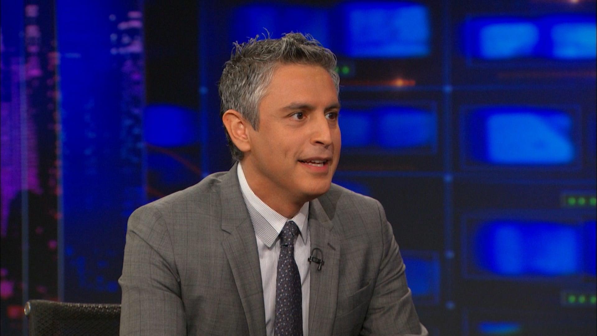 The Daily Show with Trevor Noah Season 20 :Episode 106  Reza Aslan