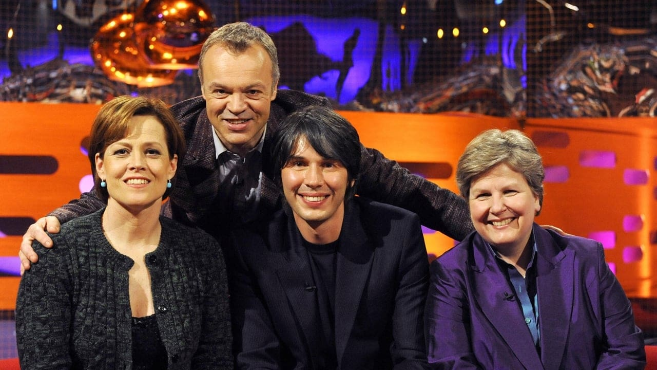 The Graham Norton Show - Season 8 Episode 15 : Sigourney Weaver, Professor Brian Cox, Sandi Toksvig, Sugarland