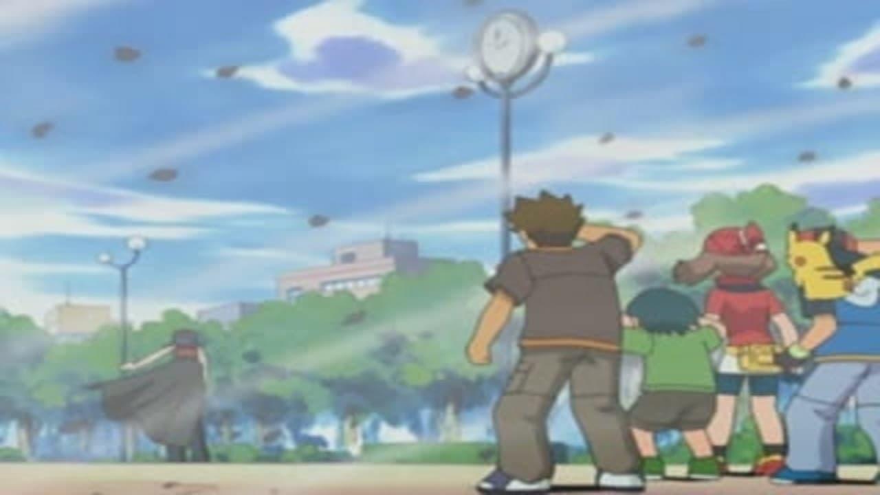 Pokémon Season 7 :Episode 21  Disaster of Disguise