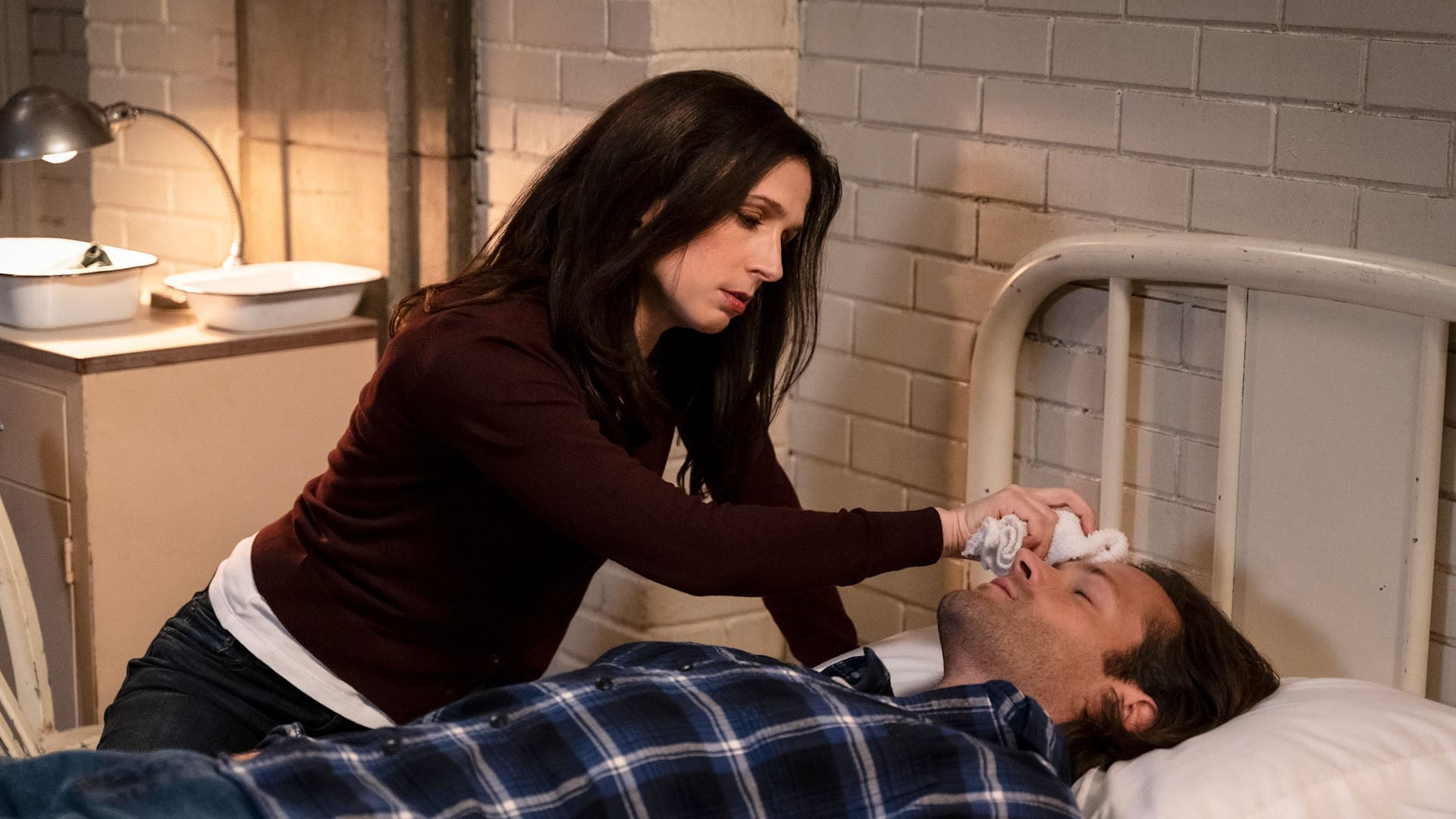 Supernatural Season 15 :Episode 7  Last Call