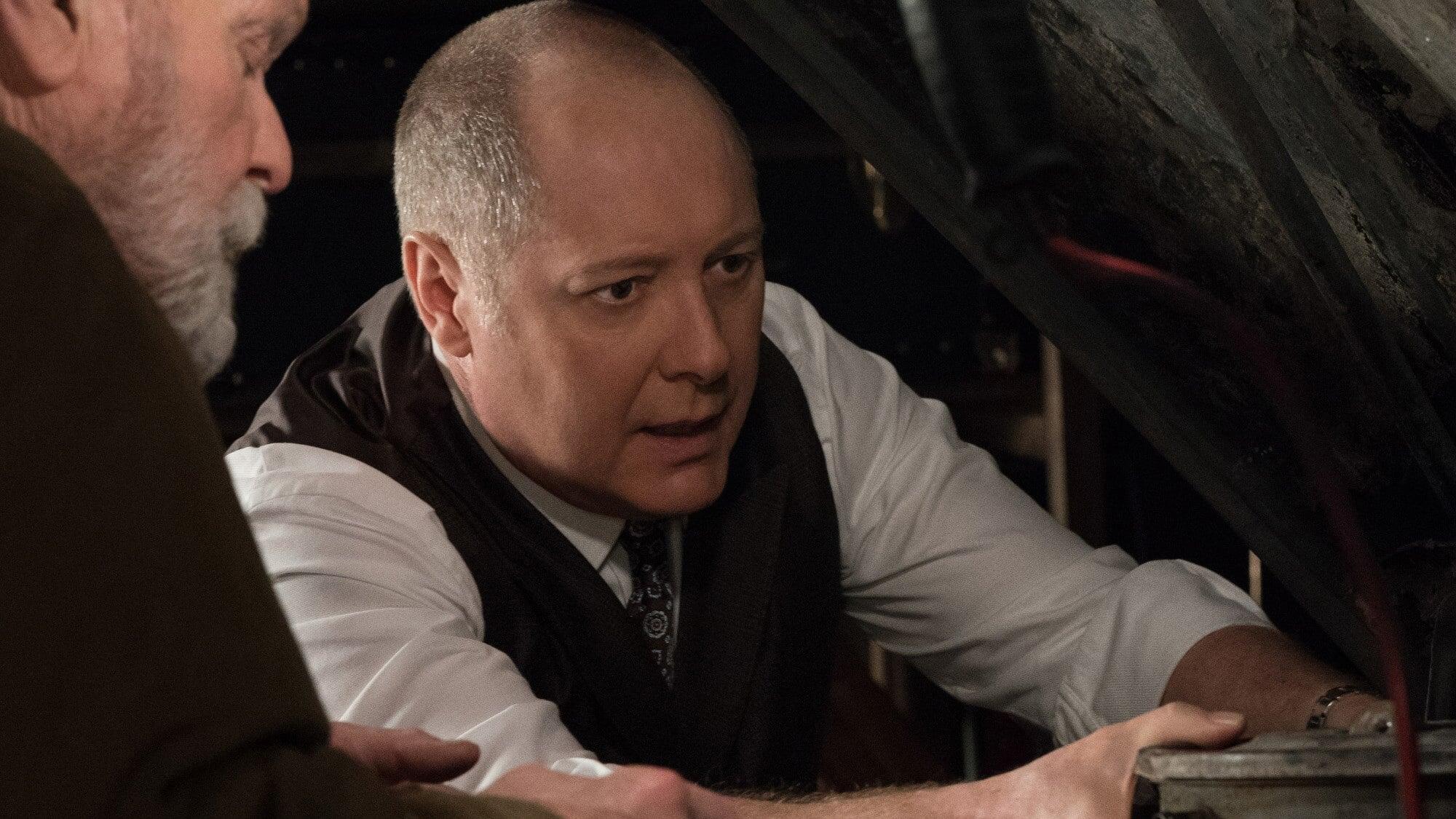 The Blacklist Season 6 :Episode 18  The Brockton College Killer