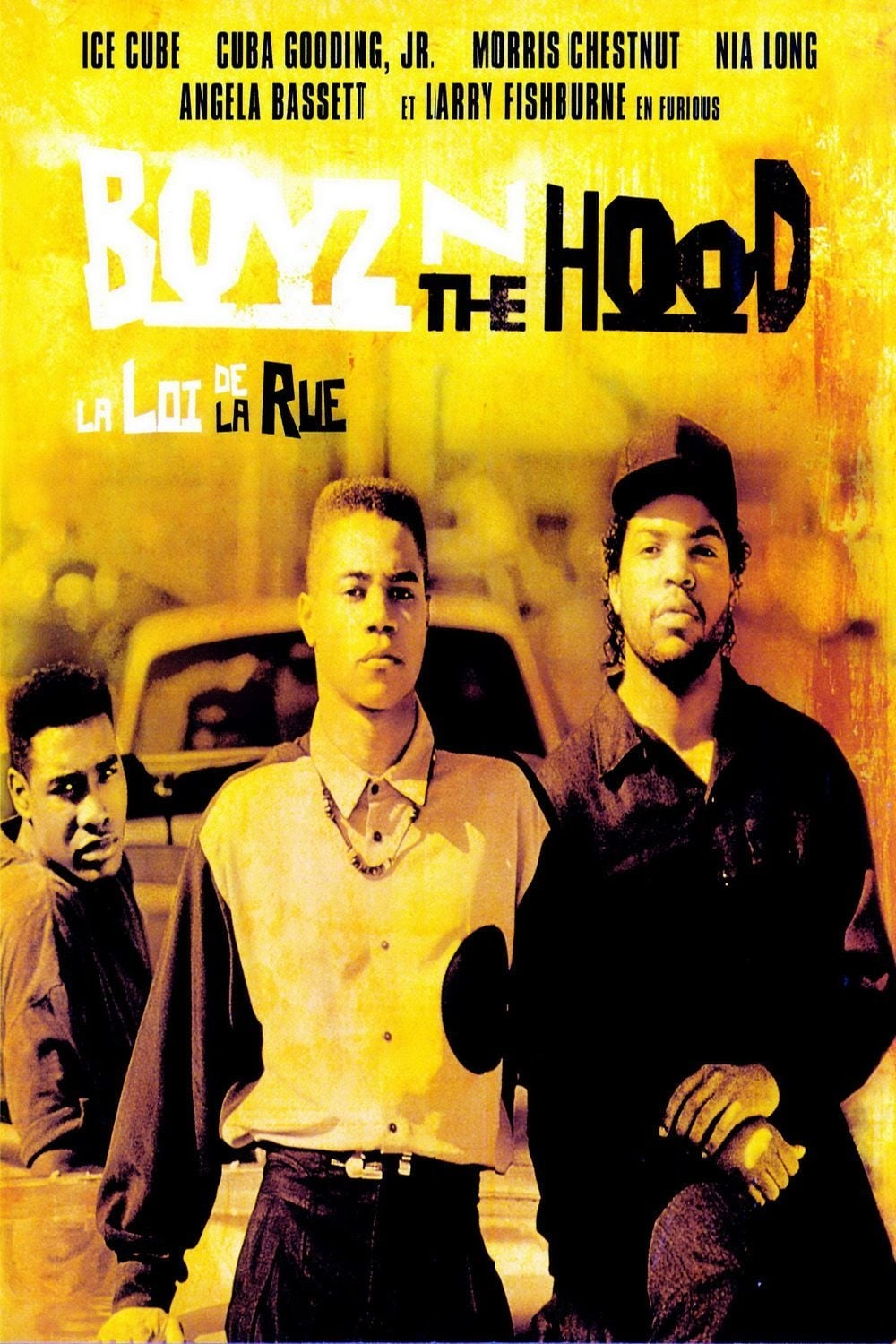 boyz 39 n the hood la loi de la rue 1991 streaming complet vf. Black Bedroom Furniture Sets. Home Design Ideas