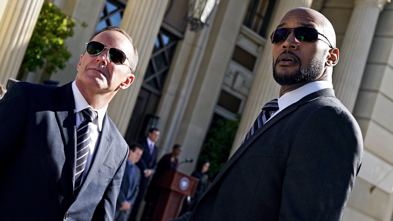 Marvel's Agents of S.H.I.E.L.D. Season 4 :Episode 10  The Patriot