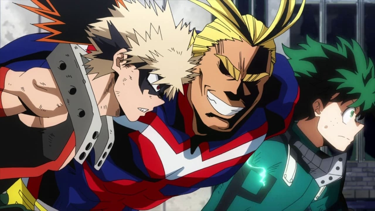 My Hero Academia Season 2 :Episode 24  Katsuki Bakugou: Origin
