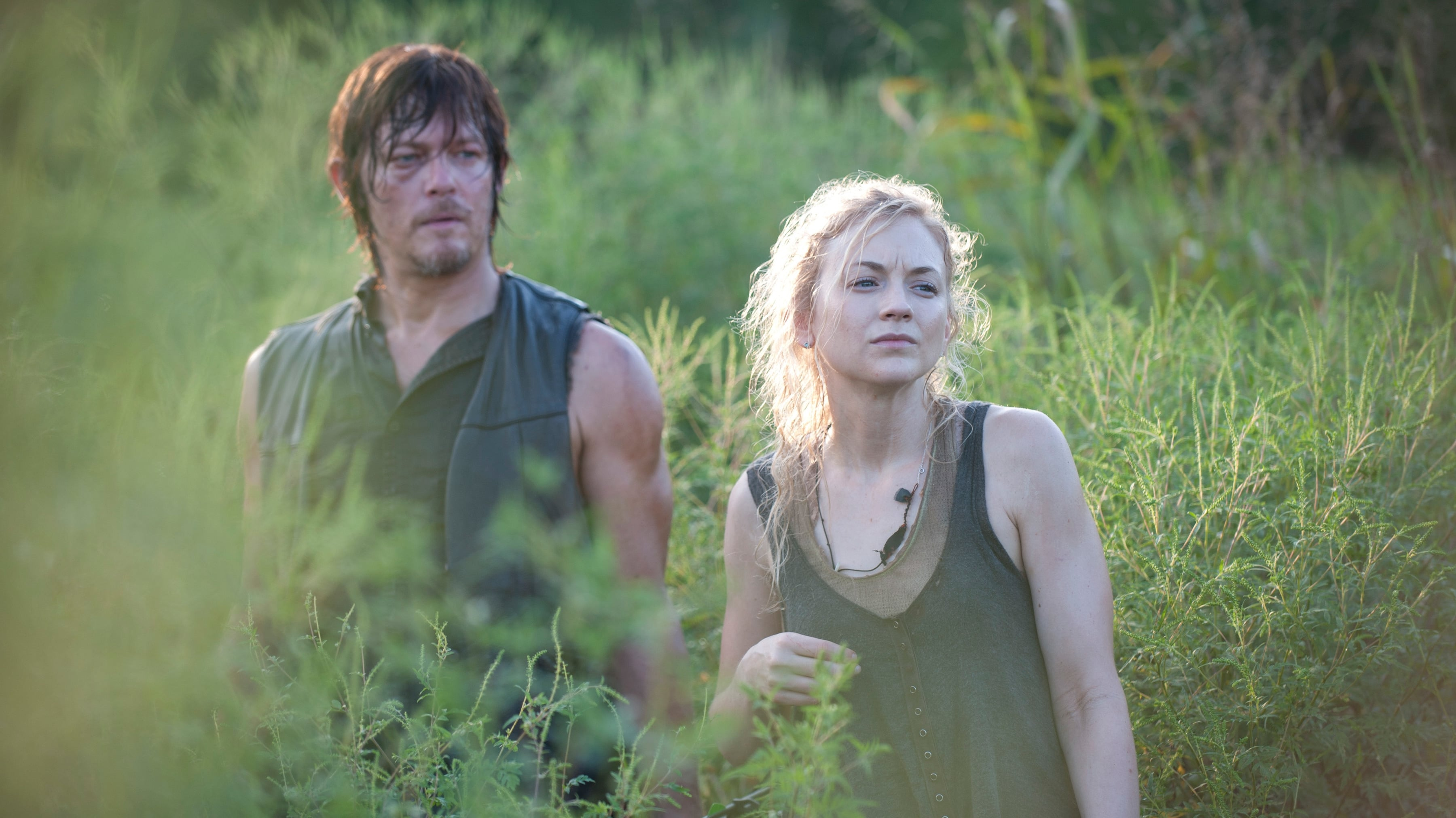 The Walking Dead Season 4 :Episode 10  Inmates