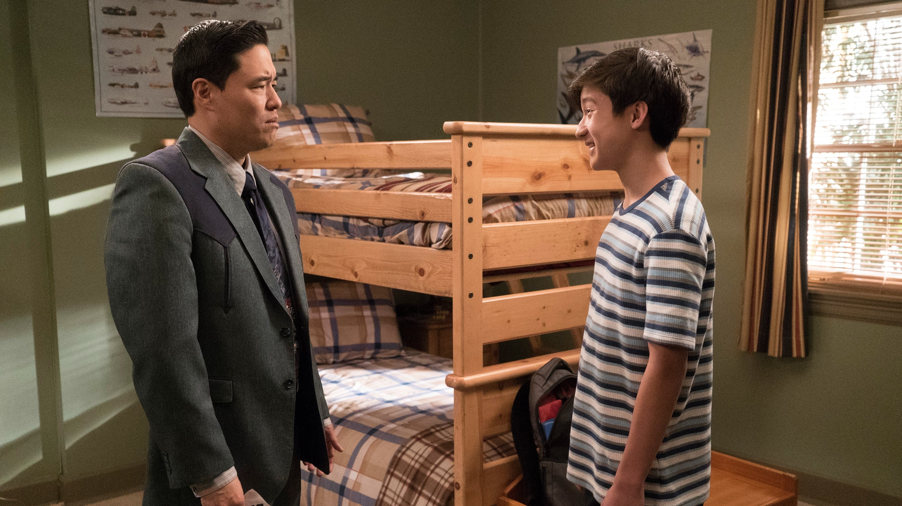 Fresh Off the Boat Season 4 :Episode 16  Ride the Tiger