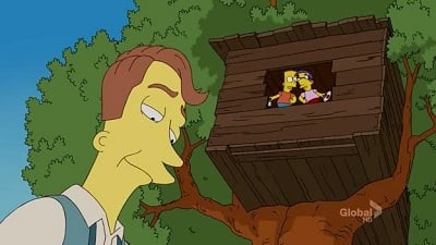 The Simpsons Season 21 :Episode 22  The Bob Next Door