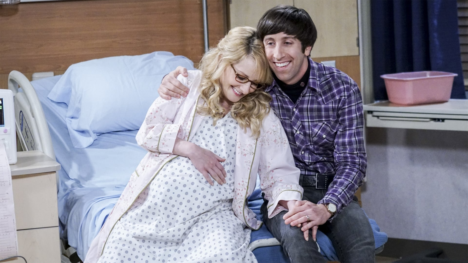The Big Bang Theory Season 10 : The Birthday Synchronicity