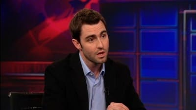 The Daily Show with Trevor Noah Season 17 :Episode 92  Ben Rattray