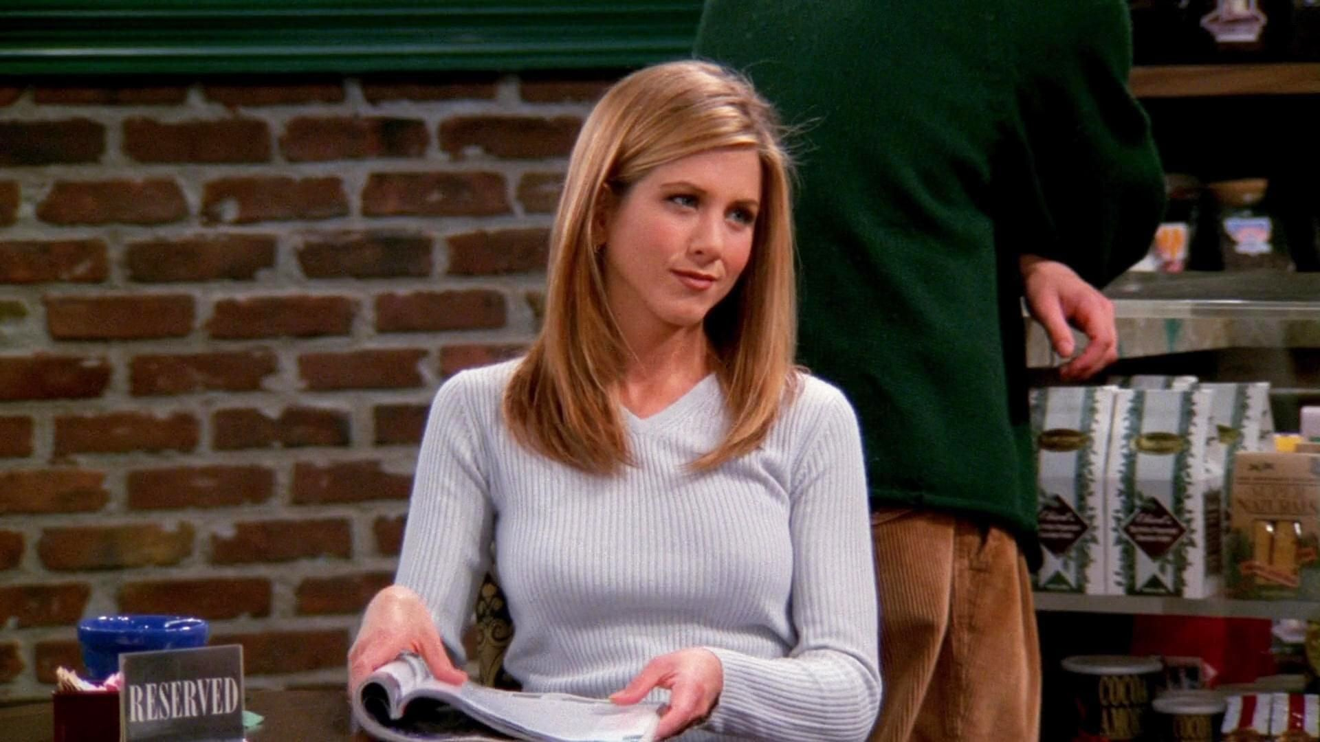 Friends Season 4 :Episode 5  The One with Joey's New Girlfriend