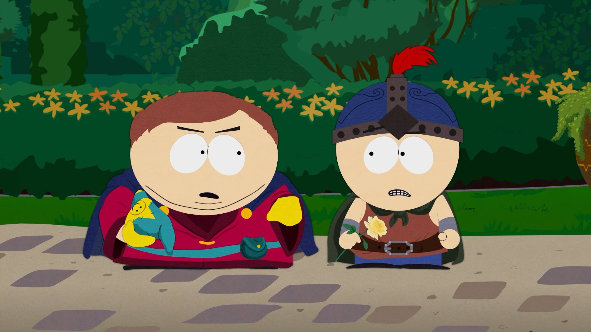 Old fashioned south park 45