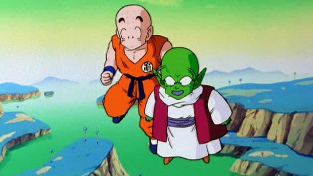 Dragon Ball Z Kai Season 1 :Episode 25  Power Up, Krillin! Frieza's Mounting Apprehension!