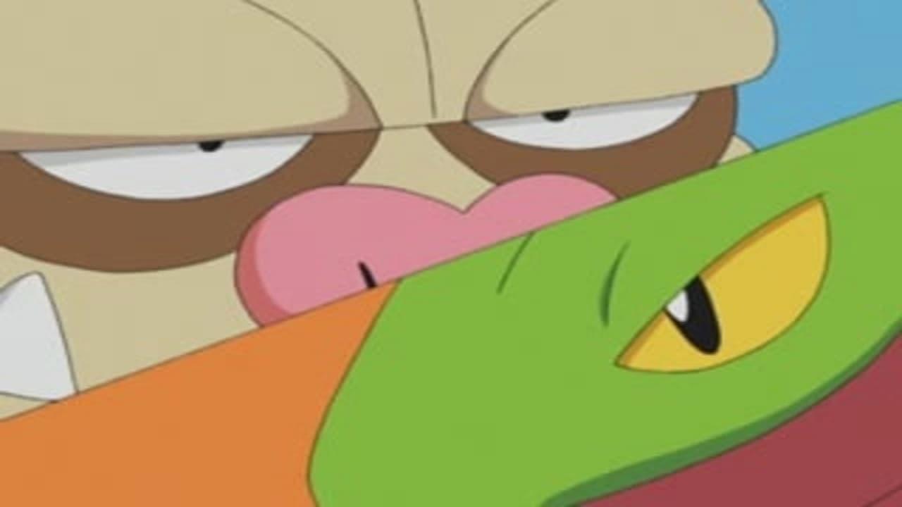 Pokémon Season 7 :Episode 30  Balance of Power