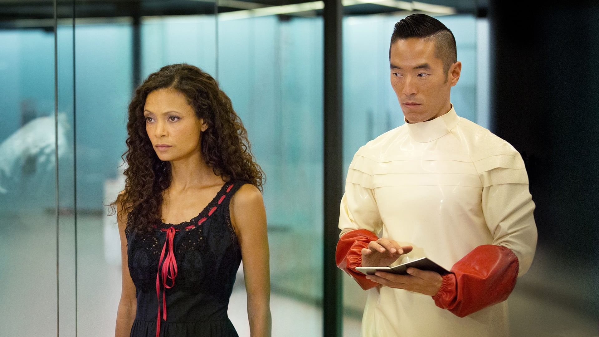 Westworld Season 1 :Episode 6  The Adversary
