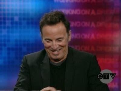 The Daily Show with Trevor Noah Season 14 :Episode 40  Bruce Springsteen