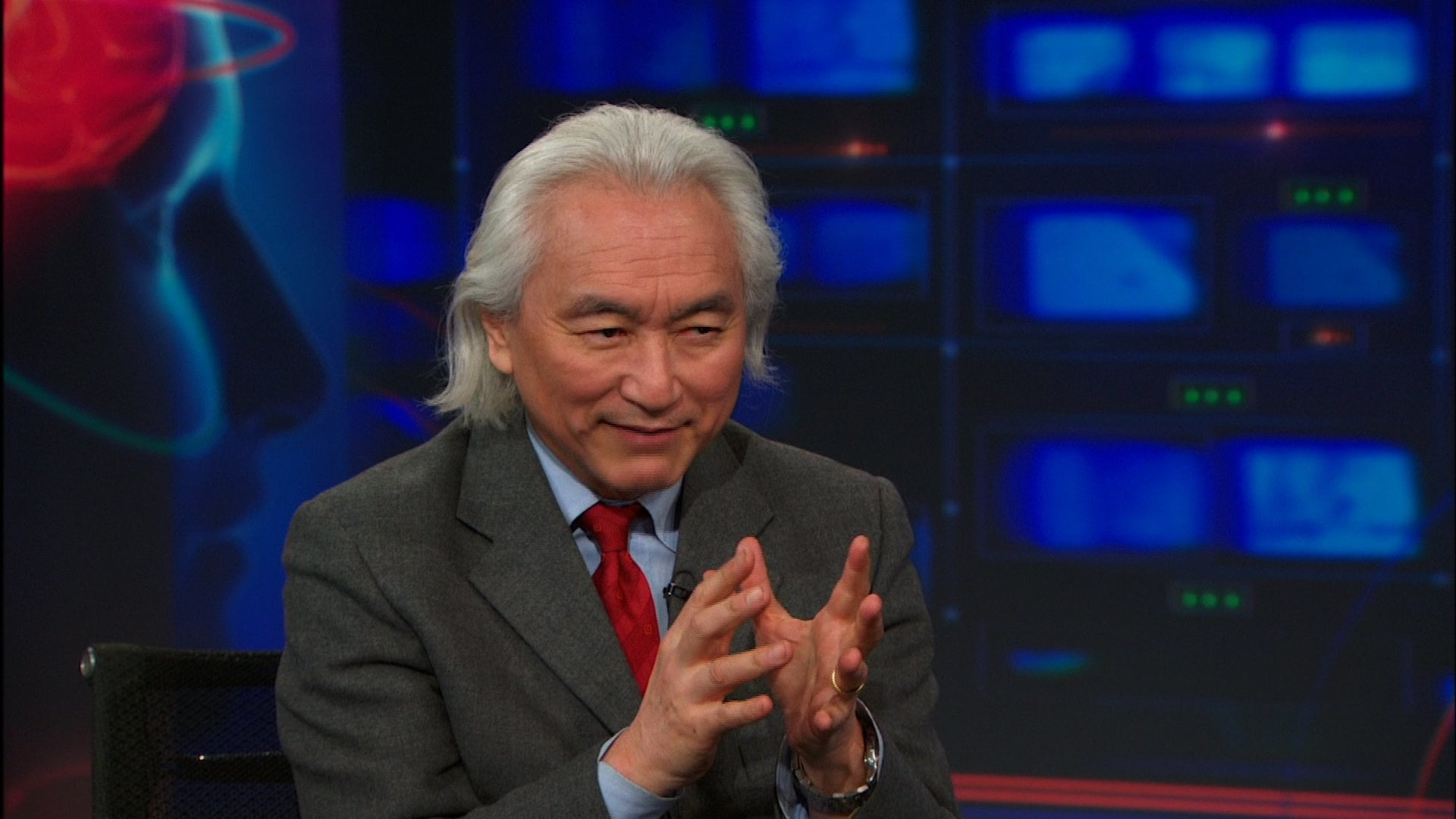 The Daily Show with Trevor Noah Season 19 :Episode 68  Michio Kaku