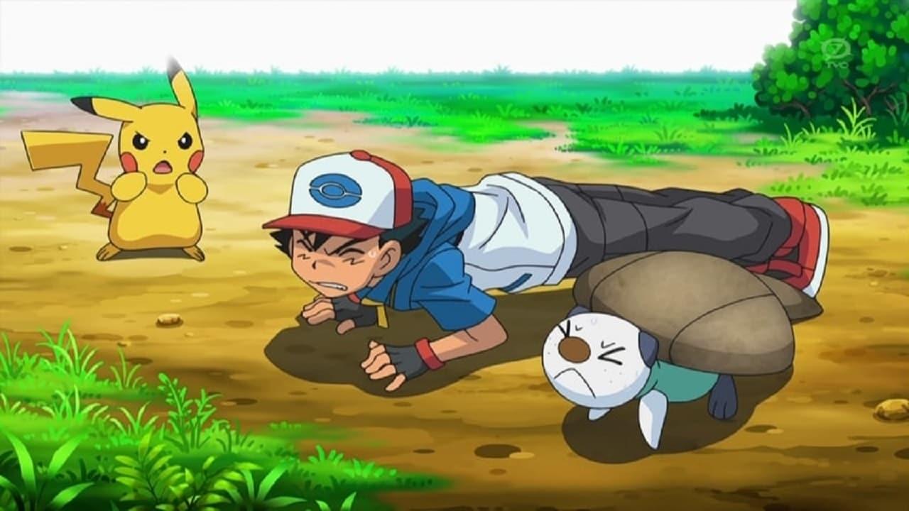 Pokémon Season 14 :Episode 28  Oshawott's Lost Scalchop!