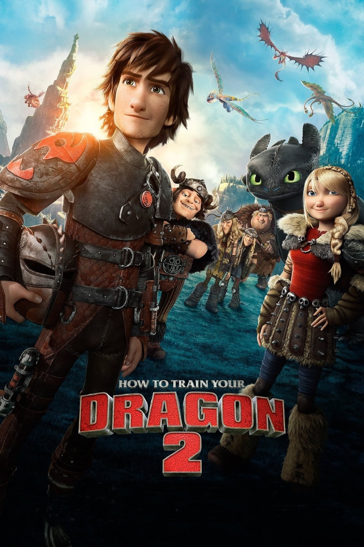 how to train your dragon online hd