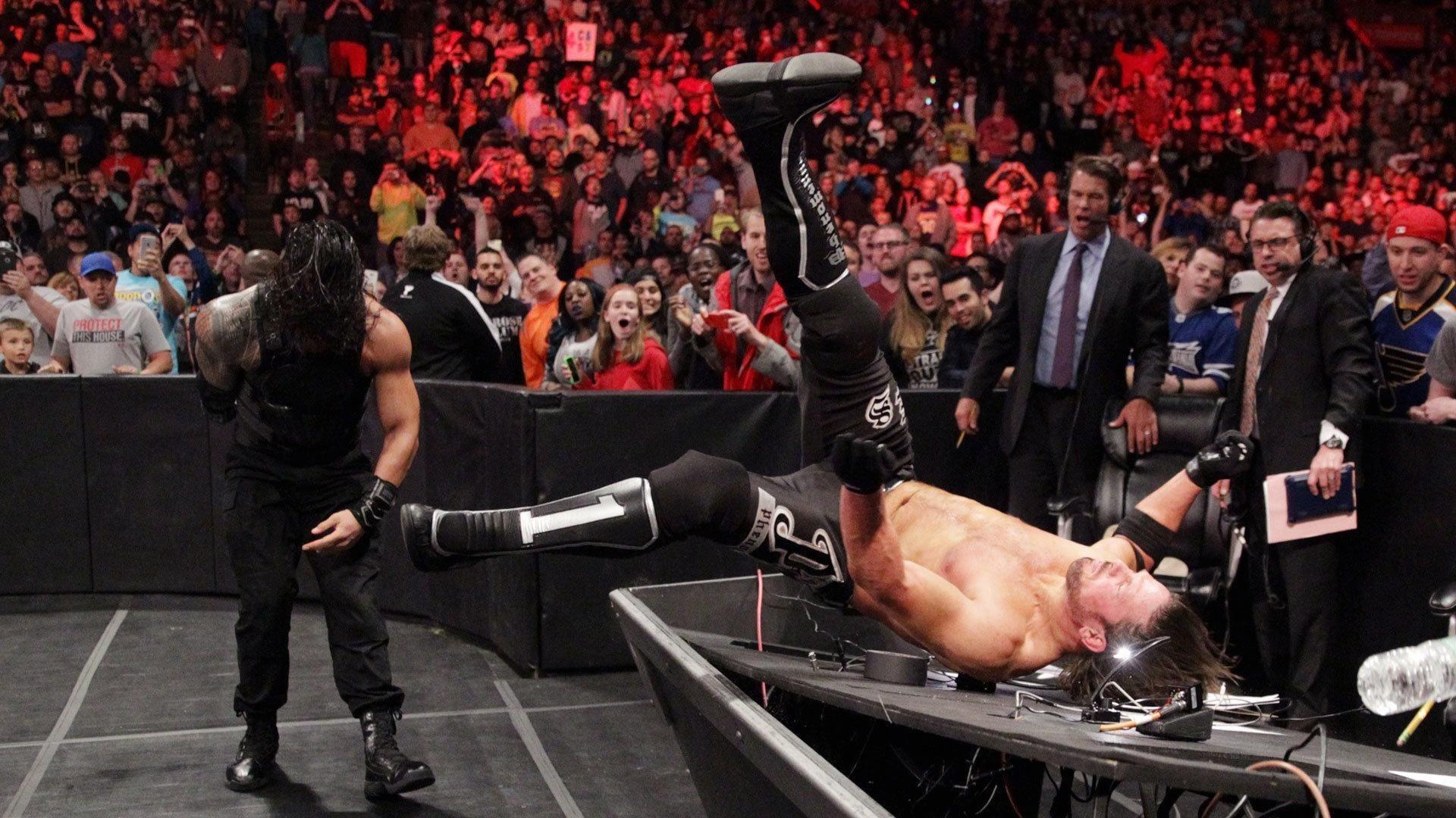 WWE Raw Season 24 :Episode 18  May 2, 2016 (Saint Louis, MO)