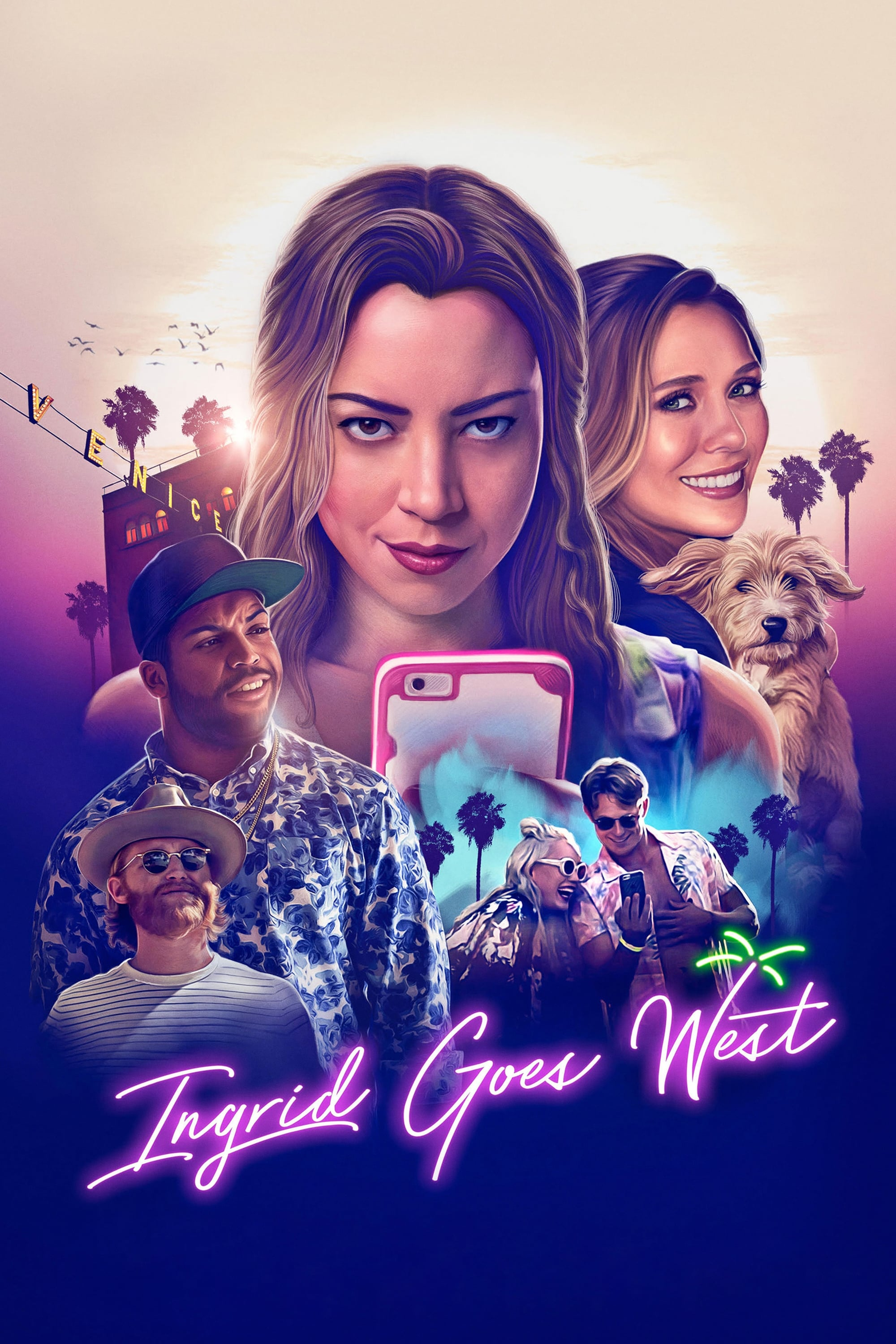 Póster Ingrid Goes West