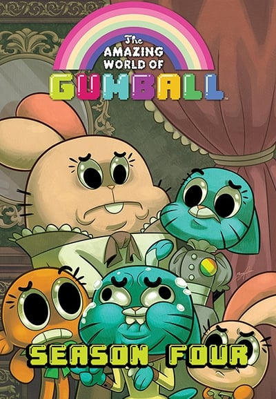 The Amazing World of Gumball Season 4