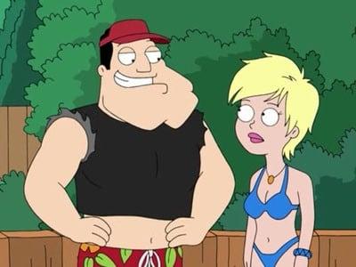 American Dad! Season 4 :Episode 16  Spring Breakup